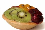 Fruit Tart  -  10cm diameter